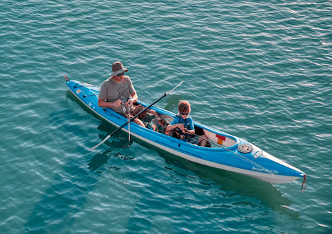 Best Tandem Fishing Kayaks for the Money in 2019 | Top