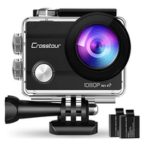 Crosstour Action Camera Underwater Camera