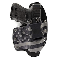 INFUSED KYDEX USA IWB CONCEALED CARRY HOLSTER