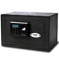 VIKING SECURITY SAFE MINI BIOMETRIC FINGERPRINT SAFE