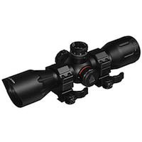 UTG PRO 5-STEP RGB RETICLE CROSSBOW SCOPE