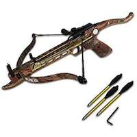 Ace Martial Arts Supply Cobra System Self-Cocking Pistol Crossbow