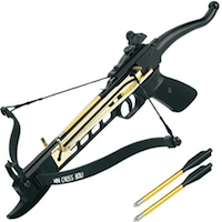Armory Replicas 80-pound Self-Cocking Hunting Pistol Crossbow