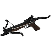SAS Prophecy 80 Self-Cocking Pistol Crossbow