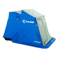 Clam-9714-Nanook-2-Person-Ice-Fishing-Shelter