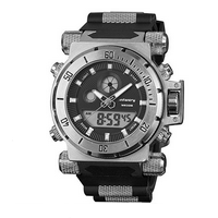INFANTRY-Mens-50mm-Big-Face-Heavy-Duty-Military-Tactical-Digital-Sport-Wrist-Watch
