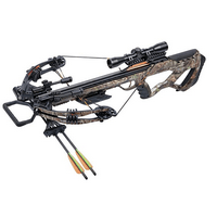 CenterPoint Tormentor Whisper 380 Camo-Crossbow Package