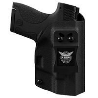 WE THE PEOPLE INSIDE WAISTBAND CONCEALED CARRY HOLSTER