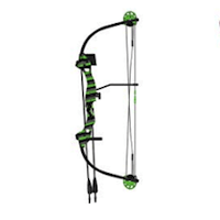 BARNETT YOUTH ARCHERY TOMCAT 2 COMPOUND BOW