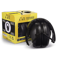PRO FO SHO 34 DB SPECIAL DESIGNED EARMUFFS