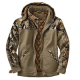 Legendary Whitetails Men's Canvas Cross Trail Jacket