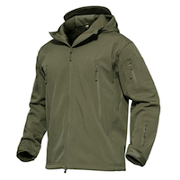 Magcomsen Men's Tactical Outdoor Hunting Jacket