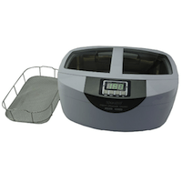 Isonic Commercial Stainless-Steel Ultrasonic Cleaner
